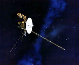Voyager 2 nyní míří do mezihvězdného prostoru.