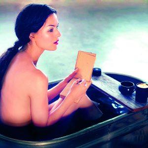 Za nevšedními recepturami exkluzivní losangeleské značky stojí bývalá modelka May Lindstrom.