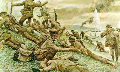 Zda se vylodění v Normandii povede, záleží i na momentu překvapení.