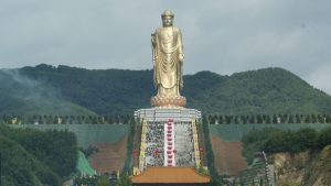 Velký Buddha z Centrálních rovin