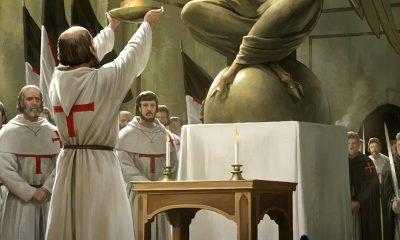 Řád je před svým zrušením obviňován i z modlářství.