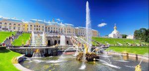 Carská rezidence Petěrgof