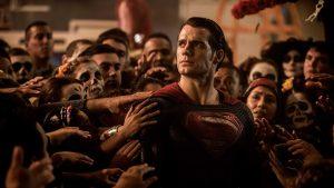 Superman je takový mimozemský Mirek Dušín posedlý touhou páchat dobré skutky.