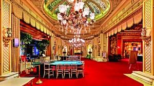 Casino Baden-Baden stojí v Německu už od roku 1820.