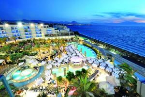 Luxusní resort zaručuje top gambling.