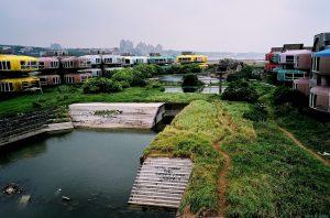 Město duchů San Zhi