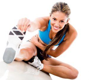 Hýbejte se. Pohyb snižuje stres a harmonizuje trávení.