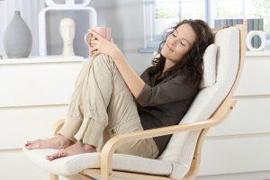 Odbourejte stres. Naučte se relaxovat, zkuste meditaci.